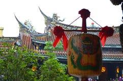 Dalongdong Baoan Temple en Taipei Imágenes de archivo libres de regalías