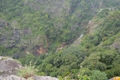 Dalsikt, Ooty, Indien Arkivbild