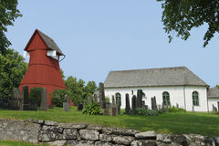 Dalsland Church Royalty Free Stock Image
