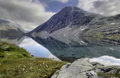 Dalsniba Norwegen Stockbilder