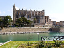dalt De Majorca murada palma Spain Zdjęcie Stock