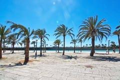 Dalt Murada en Palma Foto de archivo libre de regalías