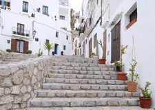 Dalt Vila, Eivissa (Spain) Stock Photos
