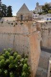 Dalt Vila, Ibiza Royalty-vrije Stock Afbeelding