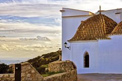 Dalt Vila. Ibiza. Royalty Free Stock Images
