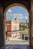 Dalt Vila, Ibiza, Spain Stock Photography