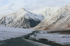 Dalton highway Stock Photography