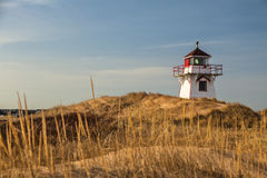 Dalvay Lighthouse Royalty Free Stock Photos