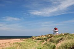 Dalvay Lighthouse, Prince Edward Island Royalty Free Stock Photo