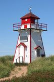 Dalvay Lighthouse, Prince Edward Island Stock Images