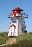 Dalvay Lighthouse, Prince Edward Island stock images
