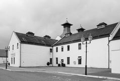 Dalwhinnie distillery Stock Photos
