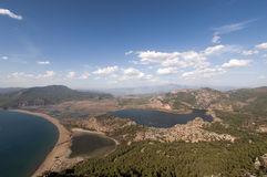 Dalyan Iztuzu beach Stock Photography