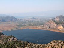 Dalyan Mountains, Turkey, Landscape Royalty Free Stock Image