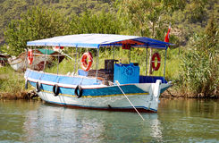 Dalyan river Stock Image