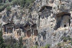 Dalyan, Turquia Fotografia de Stock Royalty Free