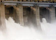 Dam Royalty-vrije Stock Afbeeldingen