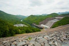 Dam stock foto