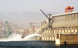 Dam Royalty-vrije Stock Foto