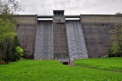 The dam Stock Image