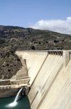 Dam in the Alpujarras Stock Image