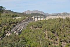 Dam ardales Stock Photos