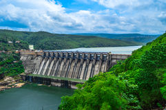 THE DAM!! Royalty Free Stock Photo