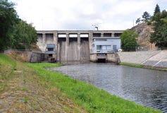 Dam, Czech Republic, Europe Stock Photo