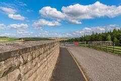 Derwent Reservoir, England, UK royalty free stock photography