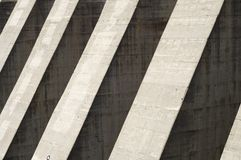 Dam detail Royalty Free Stock Photography