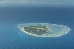 Dam Elliot Island arkivbild