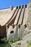 Dam Escales Royalty Free Stock Photos