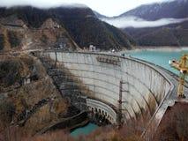 Dam in Georgia Stock Image