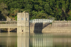 Dam in hongkong Stock Photos