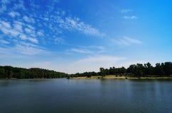 Dam Hostivar, Prague Royalty Free Stock Images