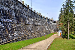 Dam from Jablonec nad Nisou Royalty Free Stock Photo