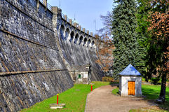 Dam from Jablonec nad Nisou Stock Photo