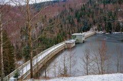 The dam - Krimov Royalty Free Stock Photos