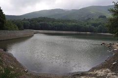 Lake Dam Stock Photo
