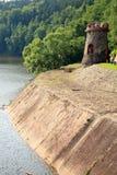 Dam Les Kralovstvi in Bílá Třemešná, Czech Republic Stock Photo