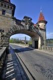 The dam Les Kralovstvi Royalty Free Stock Image