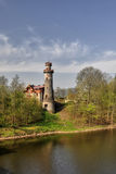 The dam Les Kralovstvi Royalty Free Stock Images