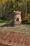 The dam Les Kralovstvi Royalty Free Stock Photo