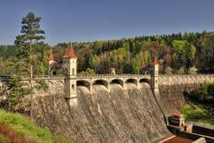 The dam Les Kralovstvi Stock Photos