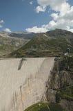 Dam of the Maltatal Stock Photos