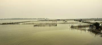 Dam Nai lagoon. In hue , Viet Nam Stock Photo
