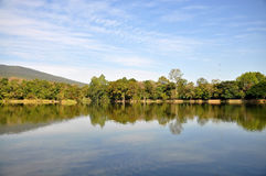 Free Dam Reservoir Stock Photo - 14052380