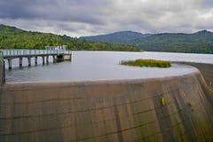 Dam scenic Stock Images