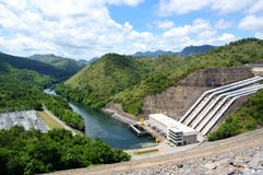 DAM in Thailand Stock Photos