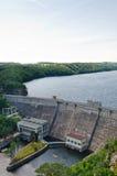Dam Vranov nad Dyji, Czech republic royalty free stock image